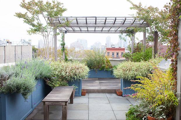 New Union Street English Garden