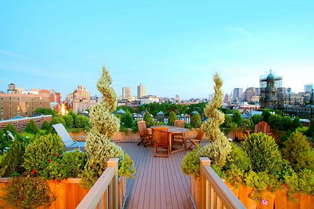 West Village Roof Garden