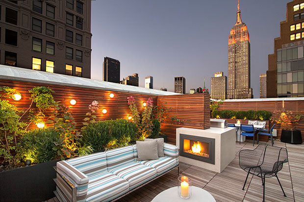 Custom Roofscape Design in NYC