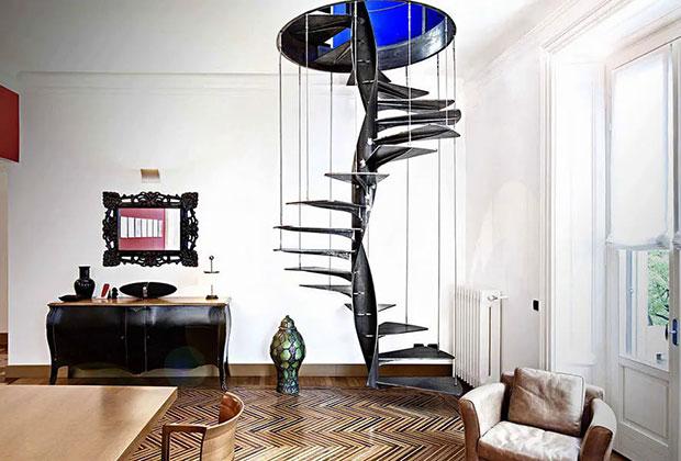 ETIKA Spiral Staircase