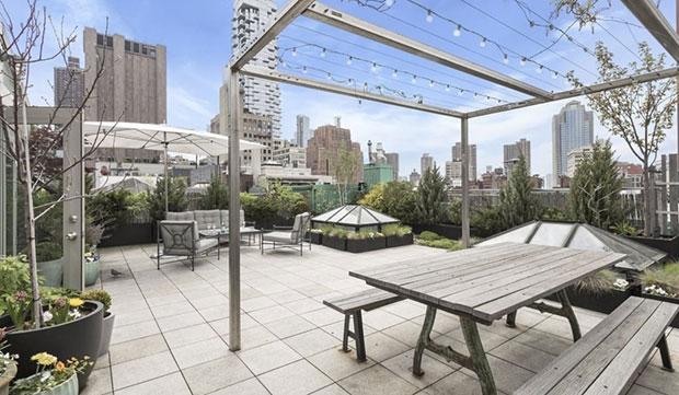 Tribeca Roof Garden