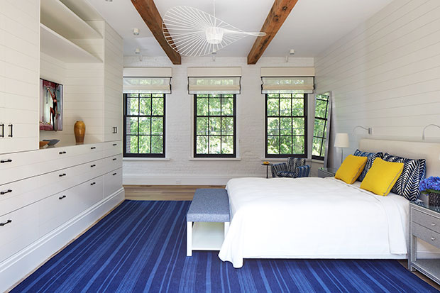 Sag Harbor Living in Converted Manufacturing Condo
