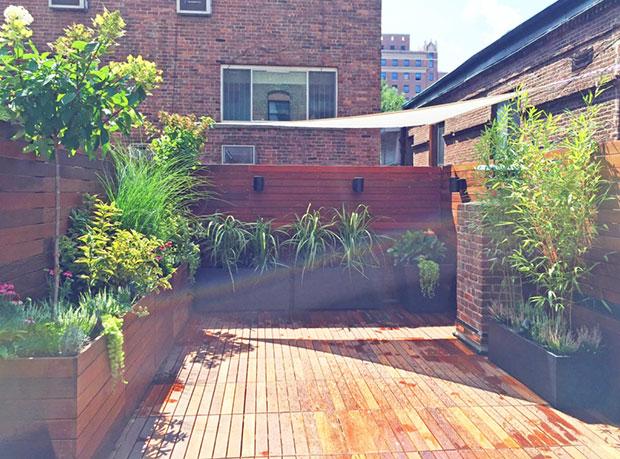 West Village Rooftop Garden