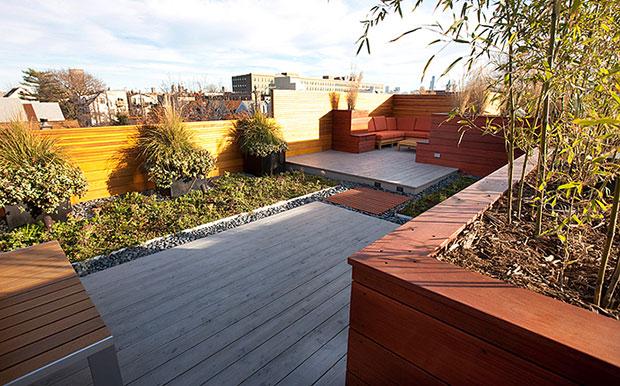 Lill Street Rooftop Deck