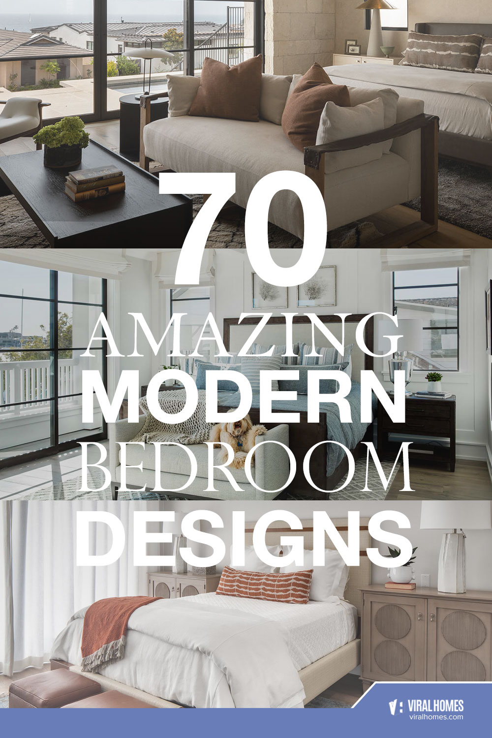 Amazing Modern Bedroom Designs You Can't Get Enough Of