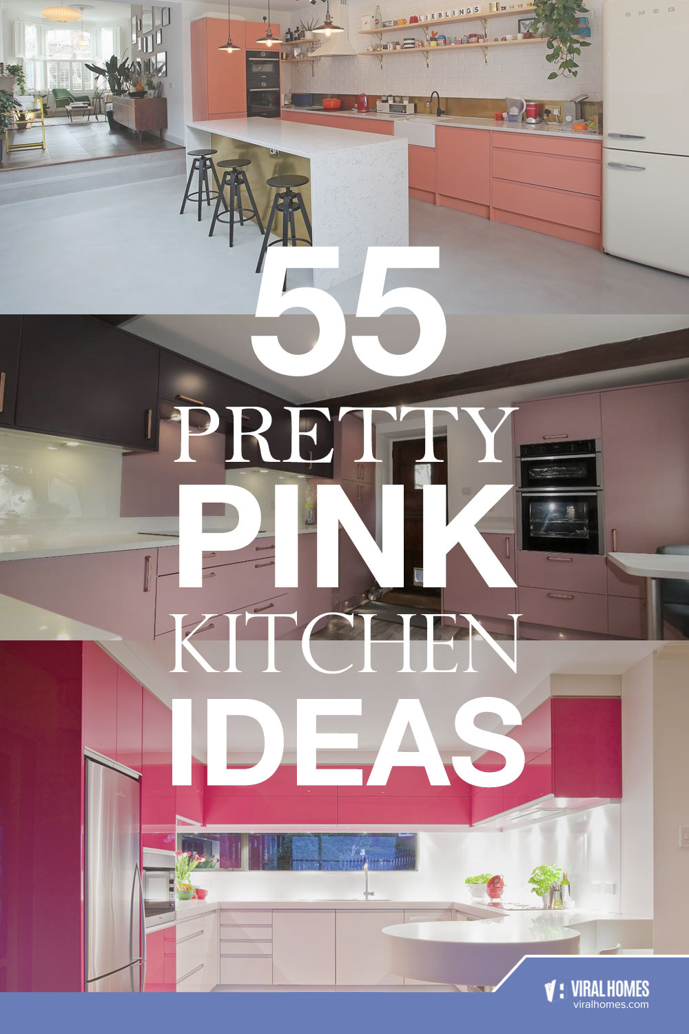 Pink Kitchen Ideas for a Feminine Touch