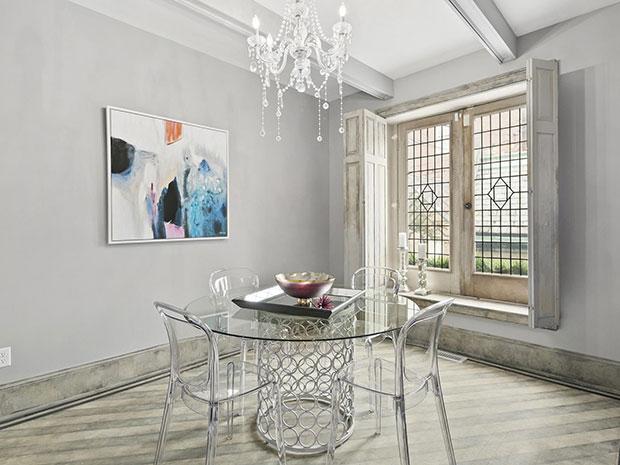 Massachusetts Avenue Apartment