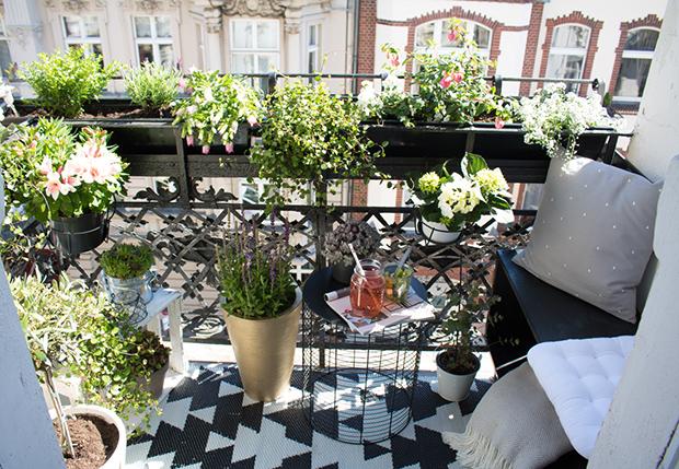 Mini City Balcony