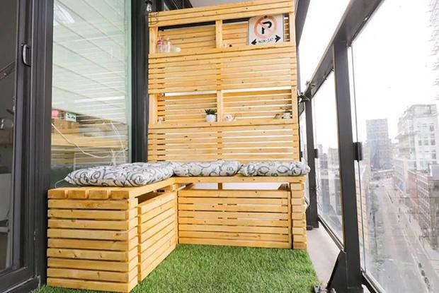 Multifunctional Balcony Furniture