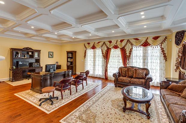 Fairfax Mansion