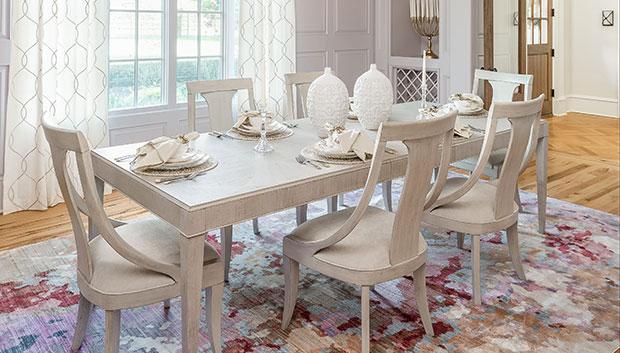 Dining Room Transitional