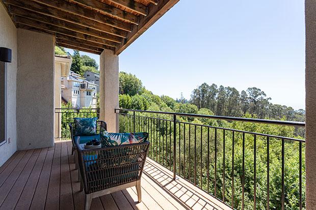 Oakland Hills' Views