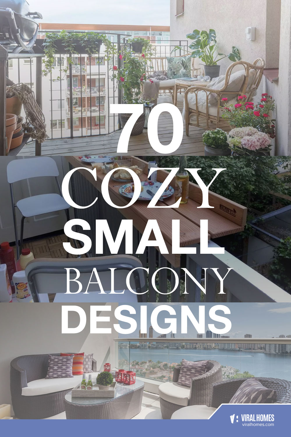 Fab Small Balcony Design Ideas for the Trendsetter