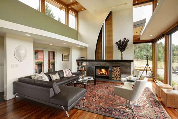 New Modern Ranch House