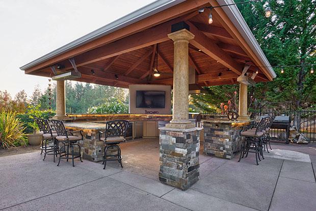 Aptos Outdoor Kitchen