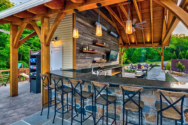 Backyard Oasis Newark