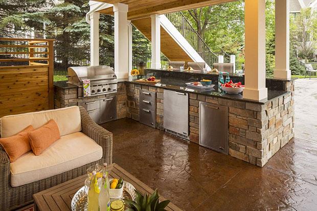 Versatile Backyard Remodel