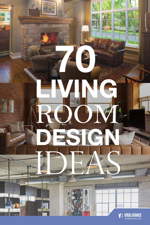 Living Room Design Ideas for the Home Maker