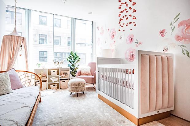 Charlotte's Boho Nursery