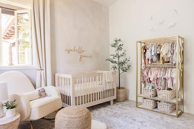 Natural & Neutral Nursery